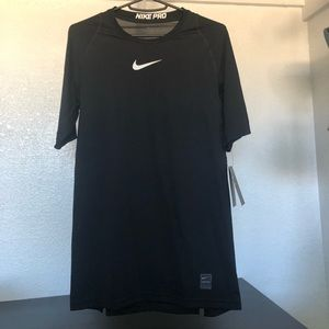 Nike pro shirt Black/ML